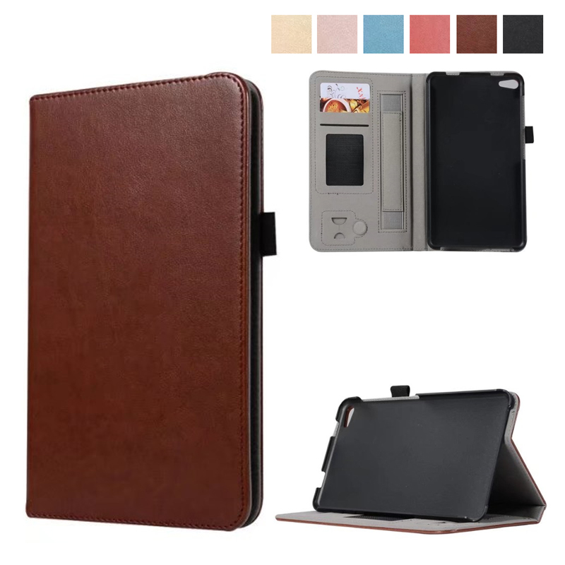 Premium PU Leather Case Protective Stand Cover for Huawei Mediapad M2 PLE-703L M2 Yougth T2 Pro 7.0 inch Tablet with Hand Strap