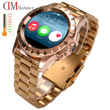 DM13 Bluetooth Smart Watch For iPhone Samsung Huawei IOS Android smart phone WaterProof Fitness Tracker Pedometer