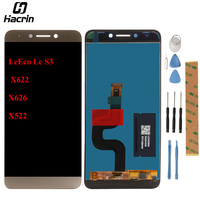 Hacrin For Letv LeEco Le S3 X622 X626 X522 LCD Display Touch Panel Digitizer Assembly 100
