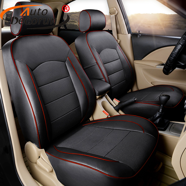 Awesome AutoDecorun PU Leather Covers Seat Car For Jeep Cherokee 2015 Seat Covers  Accessories Seat Covers Cars