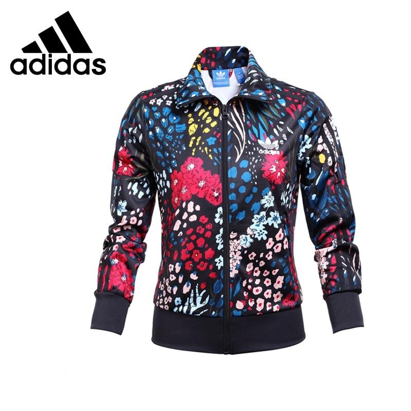 Original New Arrival Adidas Originals FIREBIRD TT Women s jacket Sportswear
