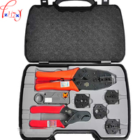 New Connect with the axial compression tool set HT-330K portable BNC coaxial terminal compression tool set 1pc