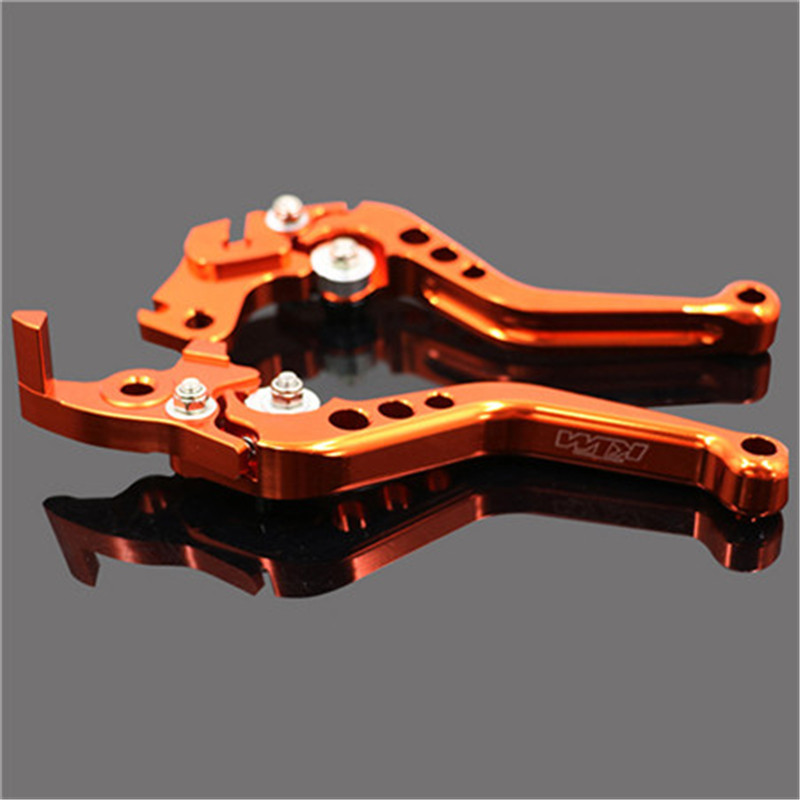 Motorcycle Aluminum CNC Scooter Electrical Bike Performance Disc Brake Levers Handle Levers For GY6 125 150 GP110 XMAX400 gy6 scooter driven wheel high performance scooterl drivern scooter fit for 125cc 150cc engine chinese all brand motocross lh 115