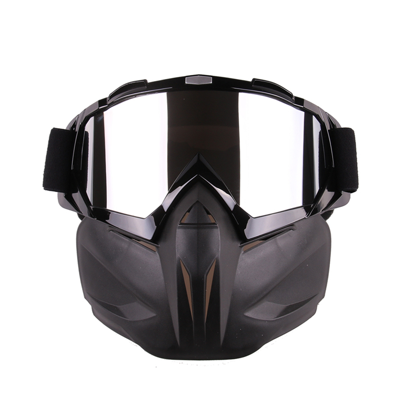 цены Men Women Ski Snowboard Face Mask Snowmobile Goggles Snow Winter Windproof Skiing Glasses Motocross Sunglasses