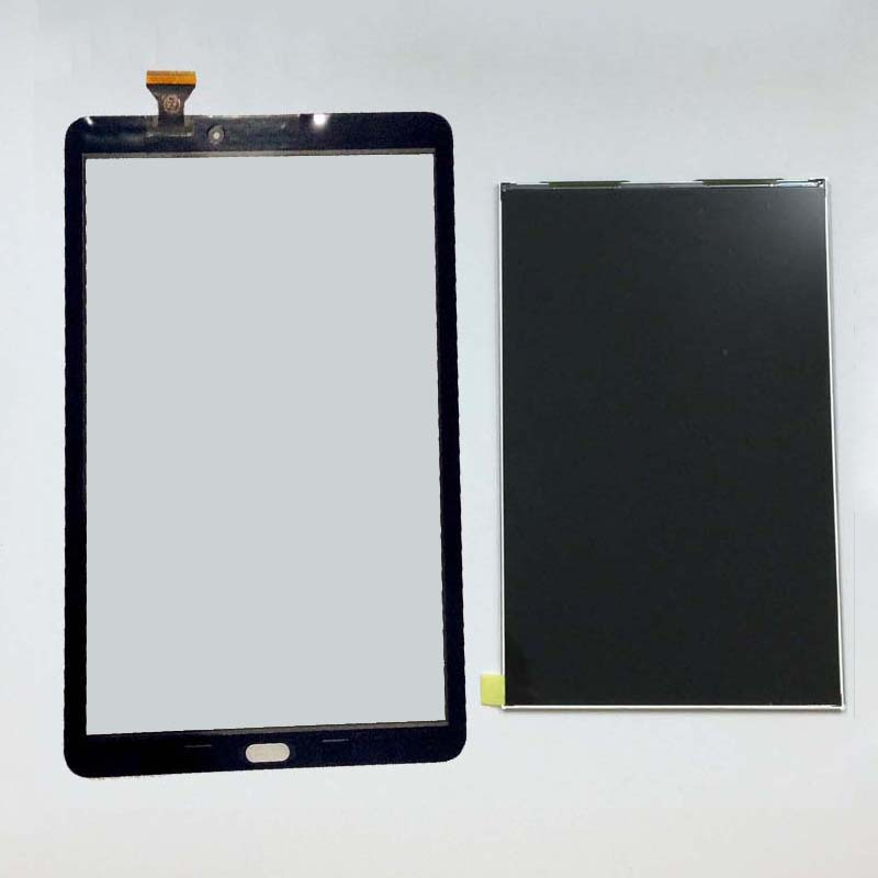 2 Color For Samsung Galaxy Tab E 9.6 T560 T561 SM-T560 SM-T561 Touch Screen Digitizer Sensor + LCD Display Screen Panel Monitor