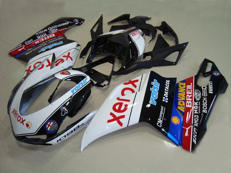 Plans to customize For Ducati 1098 1198 848 2007-2011 injection molding ABS Plastic motorcycle Fairing Kit Bodywork D21 disney ��������������