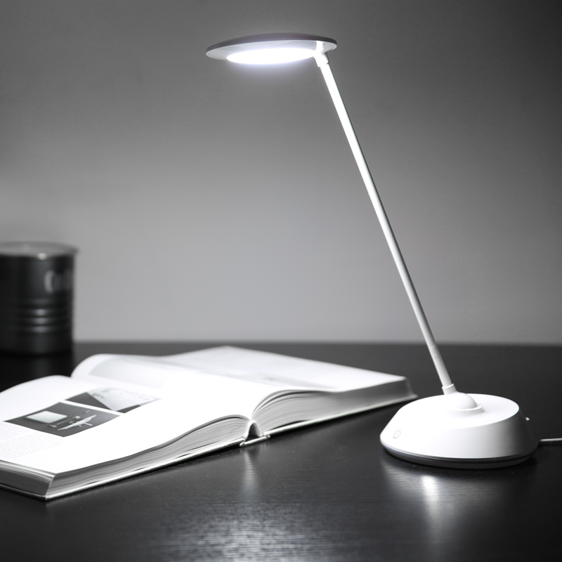 Modern 360 degree Rotate Lighting LED table Lamp,USB Rechargeable LED Eye Protection Night Light Adjustable brightness desk Lamp modern usb rechargeable led reading table lamps desk lamp for bedroom eye protection night light book light