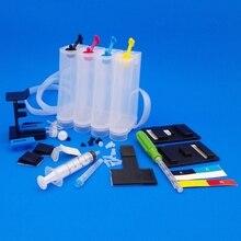 СНПЧ применяются ко всем струйный принтер Système d'encrage externe Универсальный чернилами для принтеров СНПЧ Kit (с Accessaries)