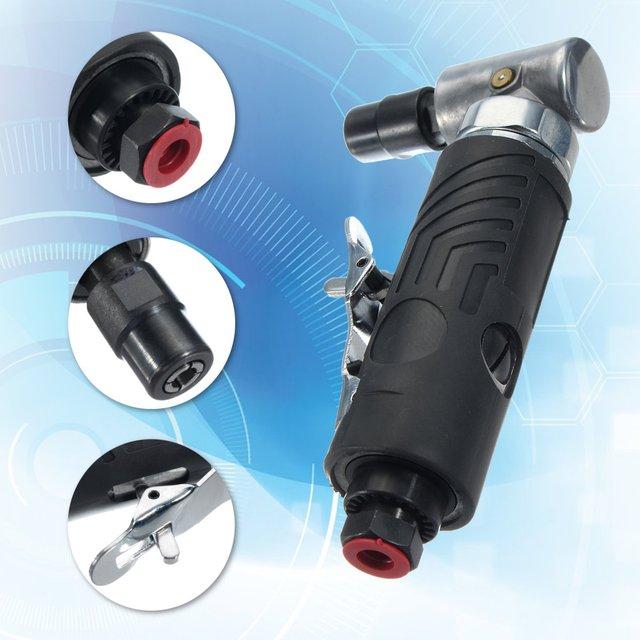 "Lightweight Easy To Use 2"" Professional Mini Air Orbital Spot Sander Grinder Toll"