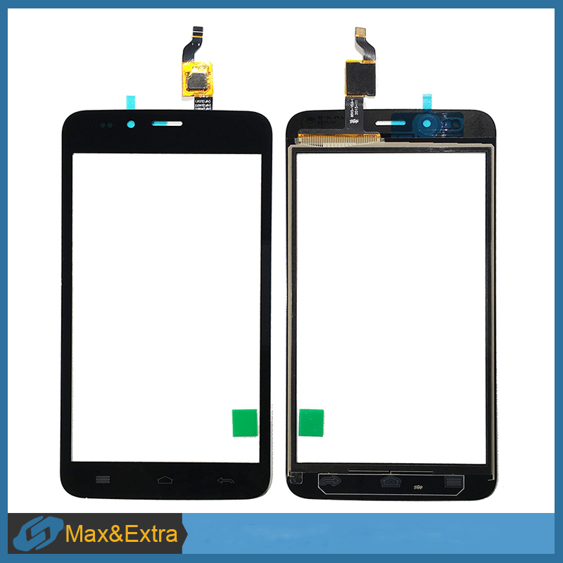 10pcs/lot Good Quality 5.0 For Blu Neo 5.0 N010 Touch Screen Digitizer Front Glass Panel Sensor
