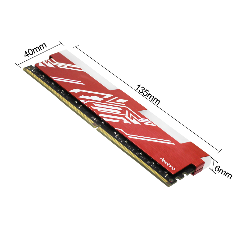 Image 4 - Reeinno RGB ram DDR4 8GB frequency 2666MHz 1.2V 288pin PC4 19200  CL=19 19 19 43 for PC game ram Lifetime Warranty Desktop memoryRAMs