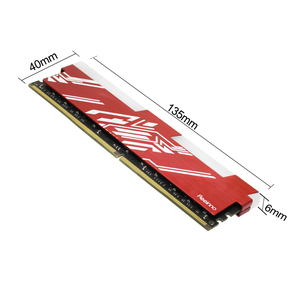 Image 4 - Reeinno RGB ram DDR4 8GB frequency 2666MHz 1.2V 288pin PC4 19200 CL=19 19 19 43 for PC game ram Lifetime Warranty Desktop memory