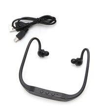 New Sports Running Ear Hook Headphone MP3 Player FM Headset Loop TF Card 32GB - L060 hot