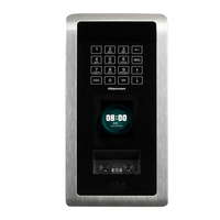 FA600 Series Facial Recognition Time Attendance Terminal with 1K User for Face Related Verification and 10K User for RFID Card