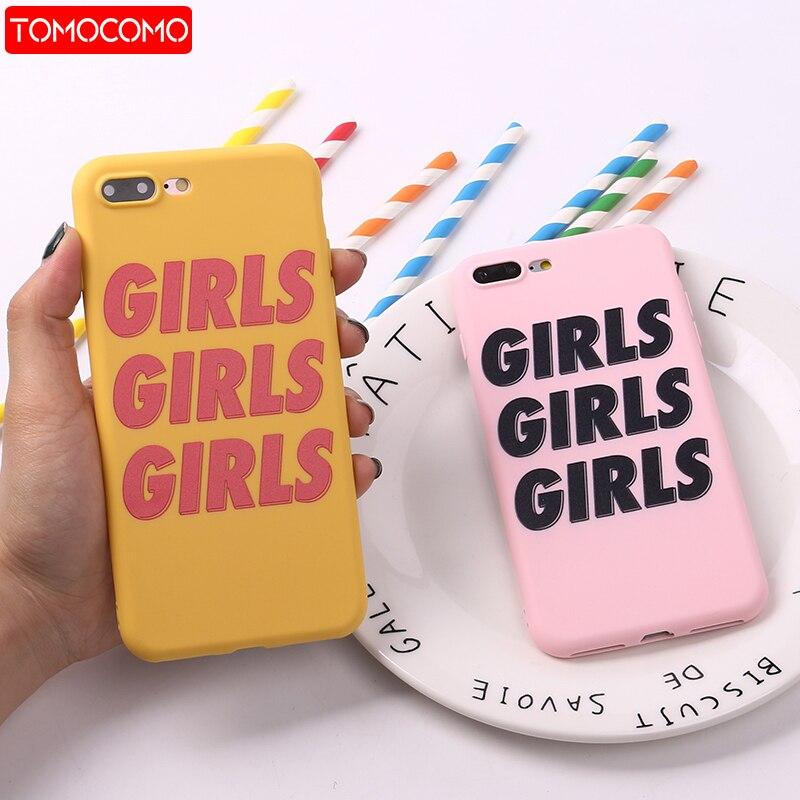 Girls Gang Fun Fashion Cute Soft Silicone Matte Case Fundas Coque Cover For iPhone 11 Pro