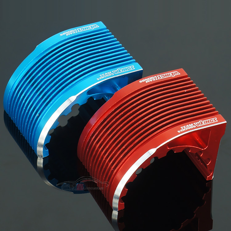 Full Aluminum CNC Radiator 42 MM Diameter Electric Machinery General FOR 1515 / 4274 Etc RC cars motor cooling fans