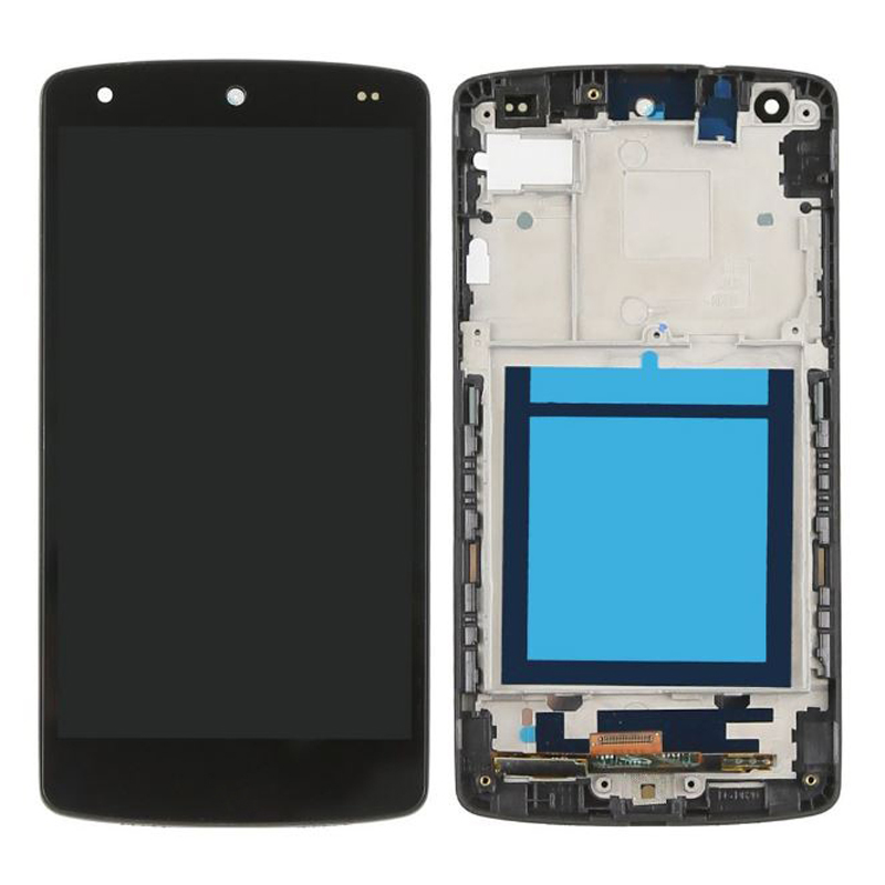 For LG Google Nexus 5 D820 D821 LCD Display with Touch Screen Digitizer Assembly with frame Free shipping for lg google nexus 5 d820 d821 lcd screen display with touch screen digitizer assembly frame by free shipping 100% warranty