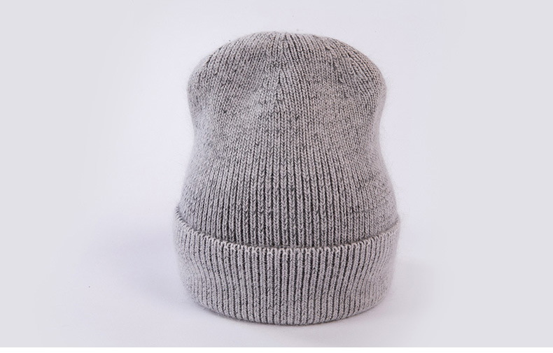 Ralferty Winter Hats For Women Warm Knitted Skullies Beanies Fashion Hat Female Cap Winter Accessory Hip Hop bonnet femme gorro 1