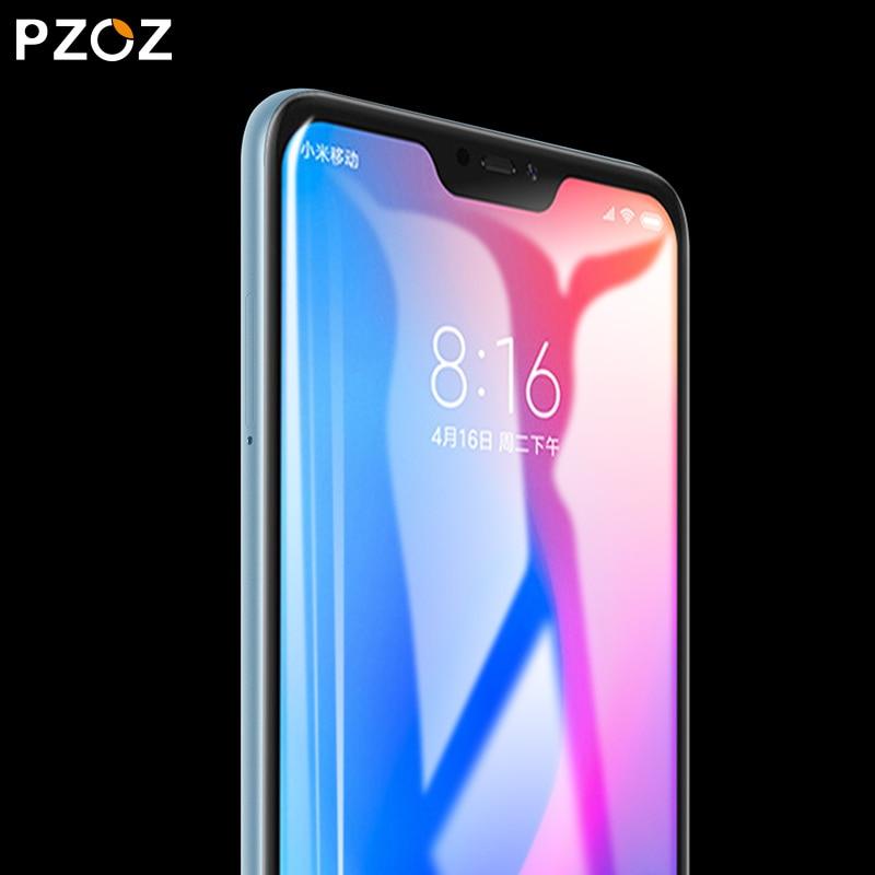 Image 3 - PZOZ Xiao mi Pocophone F1 стекло mi 2 2S 5X A2 lite стекло красное mi Note 5 6 7 K20 Pro 4X5 Plus 7A закаленное стекло Полное покрытие экрана-in Защитные стёкла и плёнки from Мобильные телефоны и телекоммуникации