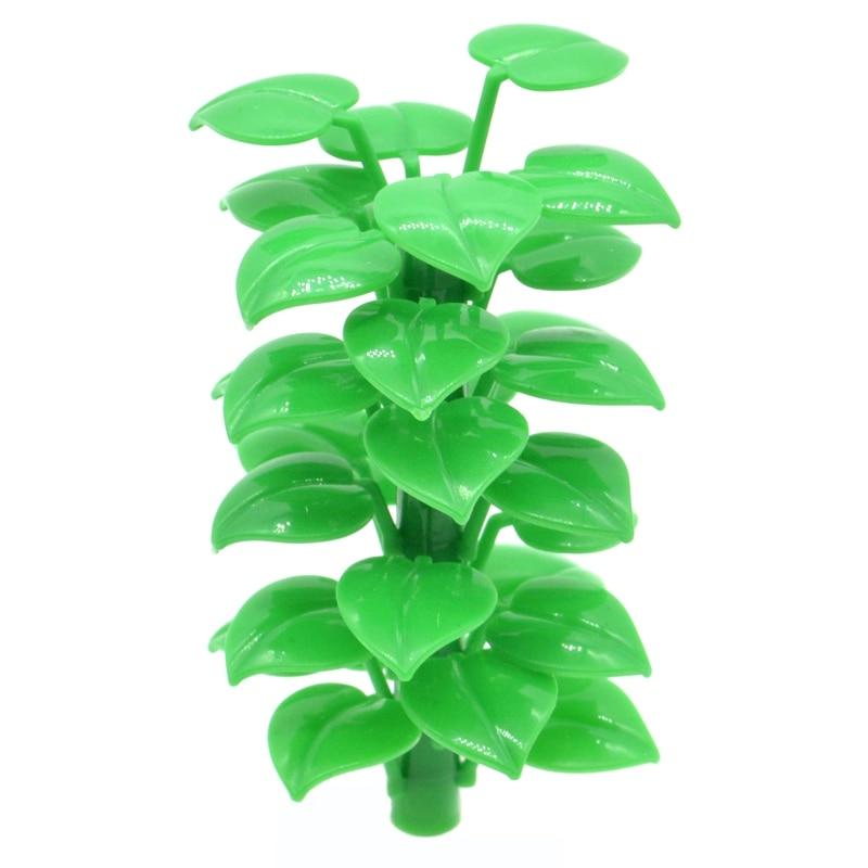 50 100 Stucke Lot Blocke Blatter Garten Pflanze Blume 3 Grosse Stem