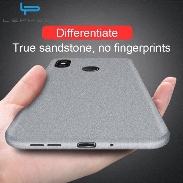 classic fit a3f8d 226b8 US $2.85 |For Xiaomi Mi Max 3 Case Mi Max 3 Cover 360 Full Body Soft  Silicone TPU Matte Rock Sand Phone Cover Mi Max 3 Case For Xiaomi -in  Fitted ...