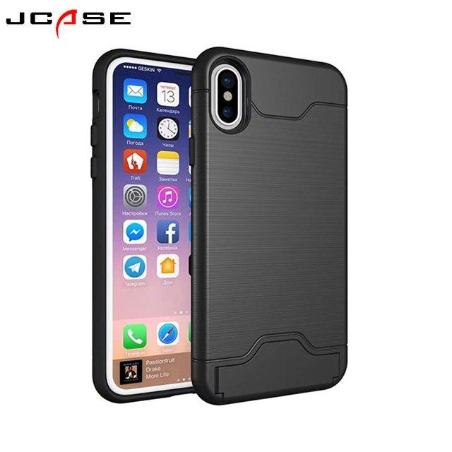telefono cellulare in offerta iphone x  Per iphone X 10 6.8 pollice Moda 2in1 Caso di Telefono Cellulare 360 ...