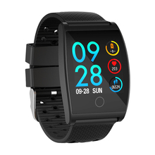 RAVI QS05 Big Screen Smart Watch With Blood Pressure Blood Oxygen Heart Rate Monitor Sports Activity Tracker Fitness Smartwatch