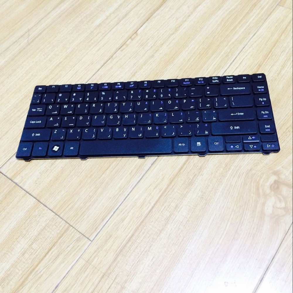 New notebook laptop keyboard for Acer Aspire 4749 4749Z 4750 4750G AR layout