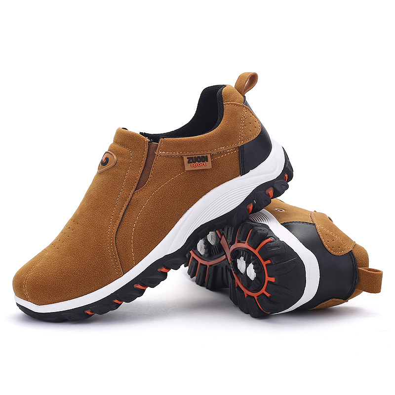 2016 autumn golf shoes microfiber leather golf sports