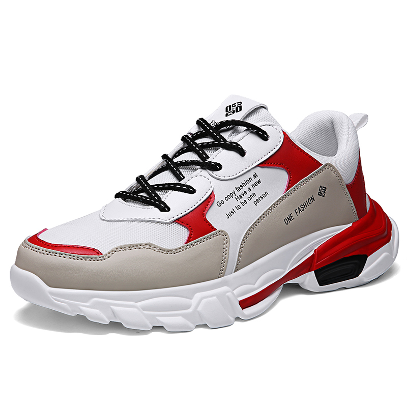 YRRFUOT Man Trend Spring Non-slip Outdoor Sports Shoes New M