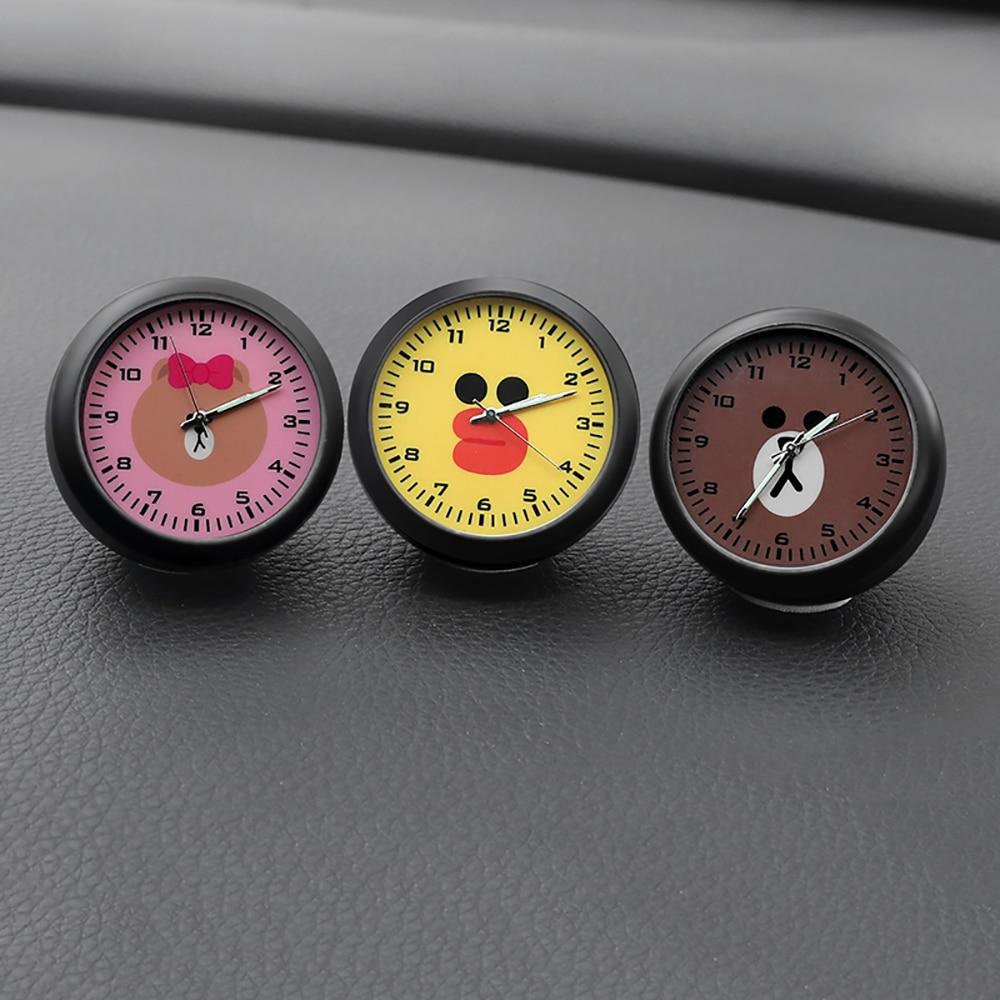 Mini Car Clock Ornam