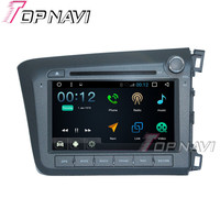 8 Inch 1024 600 Quad Core 16G Android 6 0 Car GPS Navigation For Honda CIVIC