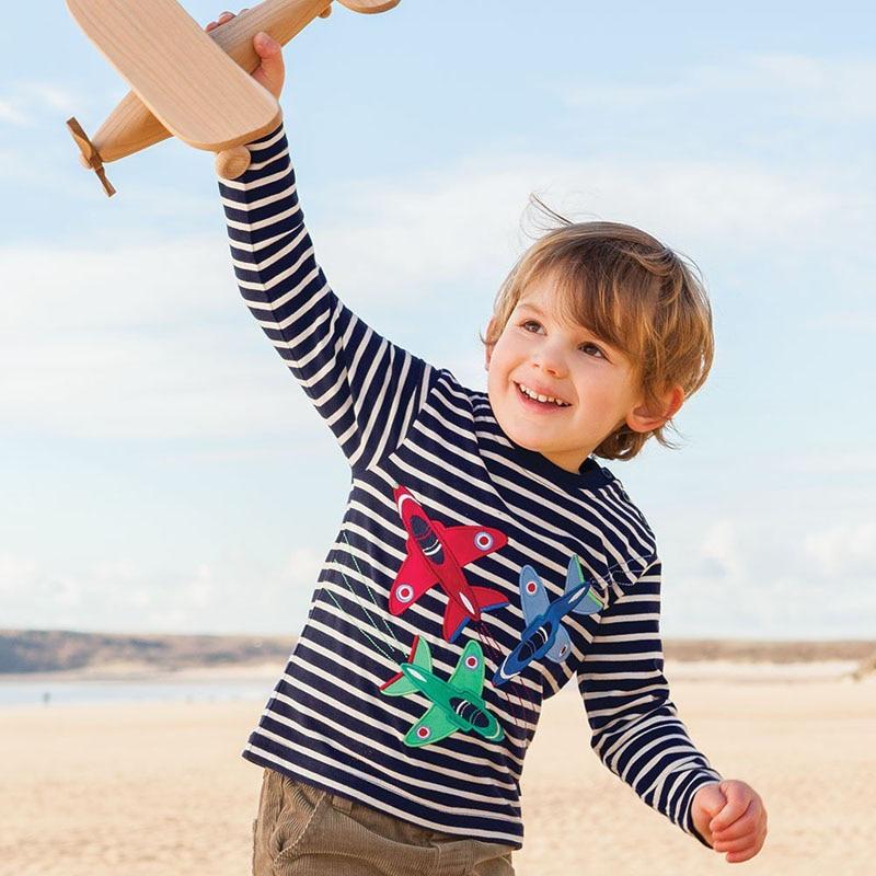 Jumpingbaby 2019 Αγόρια T-Shirt Μωρό Ρούχα - Παιδικά ενδύματα - Φωτογραφία 4