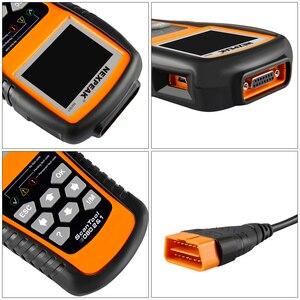 Image 4 - Nexpeak nx501 obd2 scanner automotivo motor do carro ferramenta de diagnóstico completa obd 2 protocolos análise dados suporte impressão/atualização