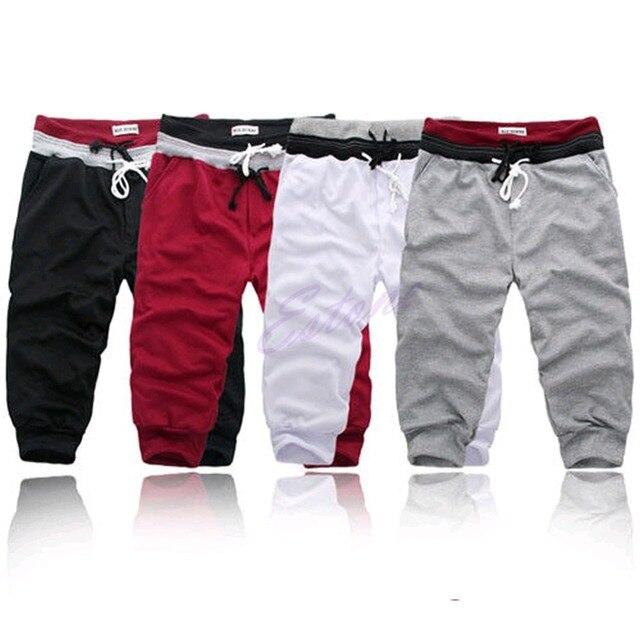 1 PC Yeni Erkek Harem Dans Baggy Jogger günlük pantolon Pantolon