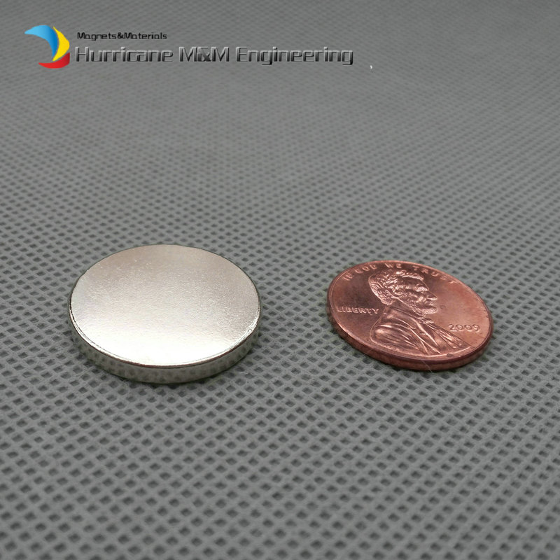 NdFeB Magnet Disc Dia. 22x3 mm N42 Strong Neodymium round Magnets Rare Earth Magnets Permanent Sensor magnets 24-240pcs ndfeb n42 magnet large disc od 100x10 mm with m10 countersunk hole 4 round strong neodymium permanent rare earth magnets