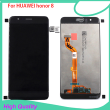 5.2 pulgadas Para Huawei Honor 8 Pantalla LCD de Pantalla Táctil FHD 100% Nuevo Reemplazo Asamblea Del Digitizador Para Huawei Honor 8