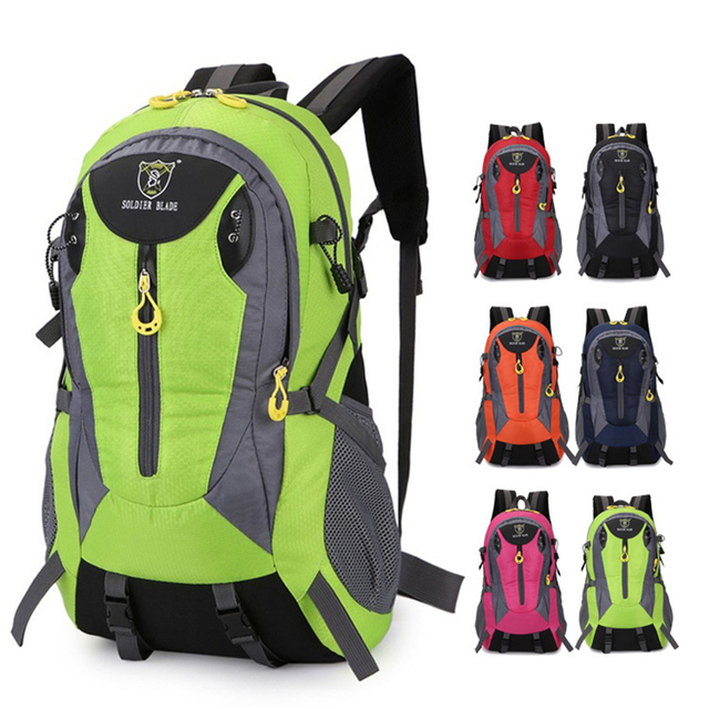 Outdoor Bags Master Hiking Backpack 40L Hiking   Travel Backpack With Laptop  Compartment For Hiking Traveling a2d4f9aa1