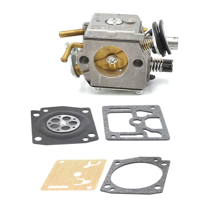 New Replacement Carburetor Carb Repair Kit For Husqvarna 362 365 371 372 Chainsaw 503 28 32-03 10 set rb 60 zama carburetor diaphragm rebuild repair kit for husqvarna 362 365 372 371 jonsered 2065 2165