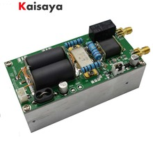 MINIPA zmontowany 100W SSB liniowy wzmacniacz HF z radiatorem do YAESU FT 817 KX3 cw AM FM C5 001
