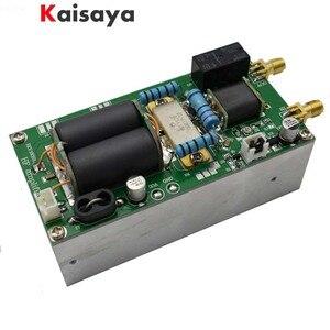 Image 1 - Mini pa amplificador de potência hf linear ssb montado, 100w, com dissipador de calor para yaesu ft 817 kx3 cw am fm c5 001