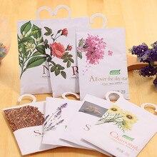 Wardrobe scented bag wardrobe, mildew, insect proof, deodorant, car bag, sachet, purifying air