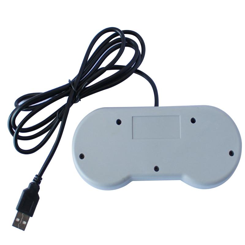 USB2.0 Controller For Super Nintendo Snes Classic Wired PC Super Snes Controller USB
