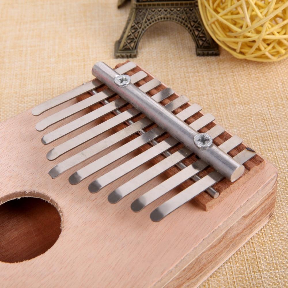Aliexpress.com : Buy 10Keys Thumb Piano Traditional Simple Musical ...
