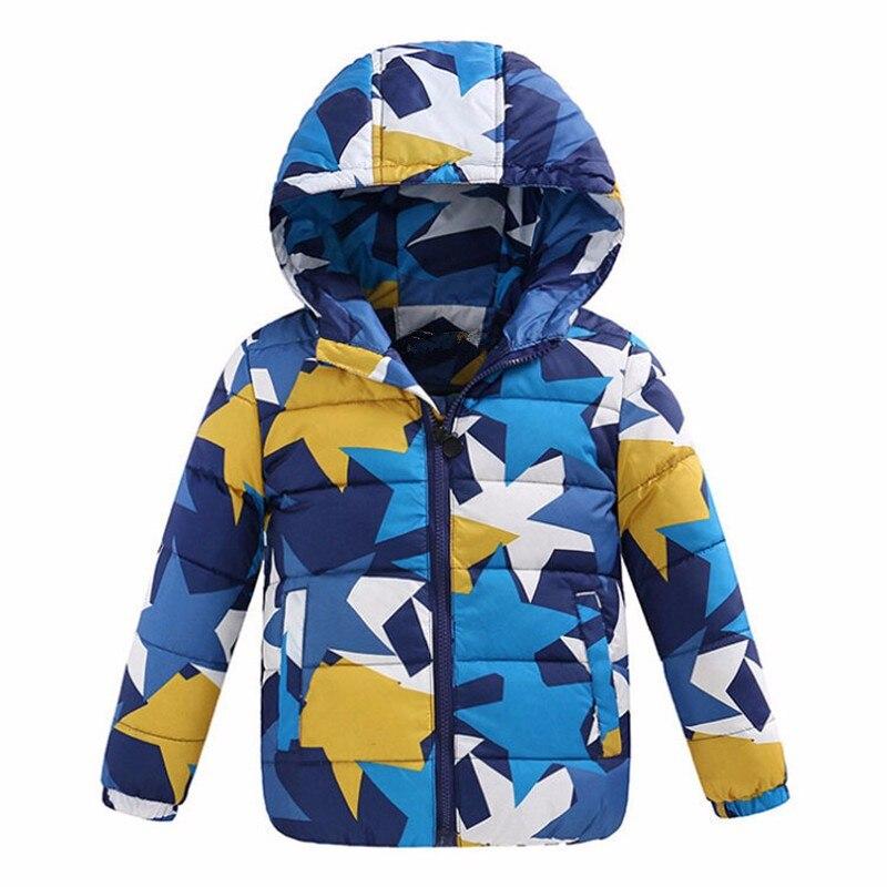 Nov 11 Minion boy winter coat kids Clothes Down Coat Warm jacket for hooded boys 1111 sale