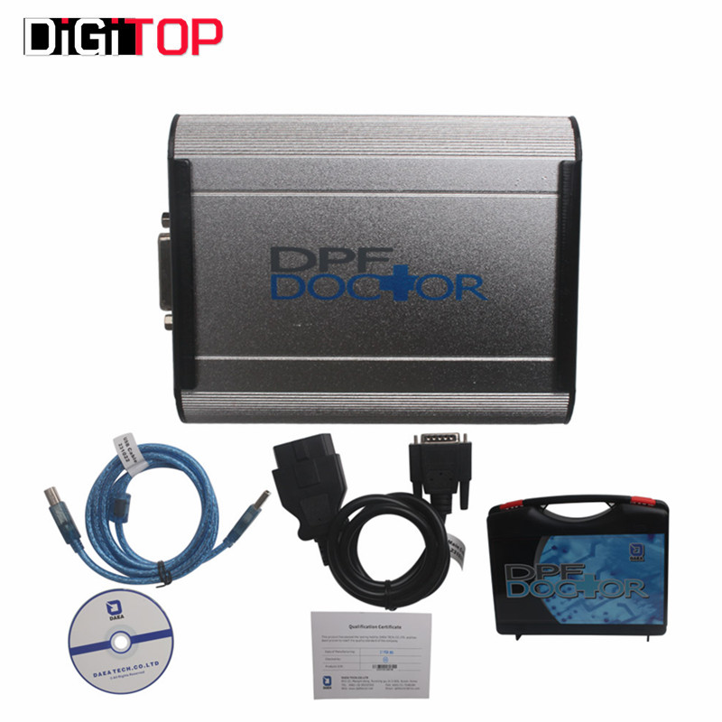 DPF Doctor Diagnostic Tool For Diesel Cars Particulate Filter Fast Shipping