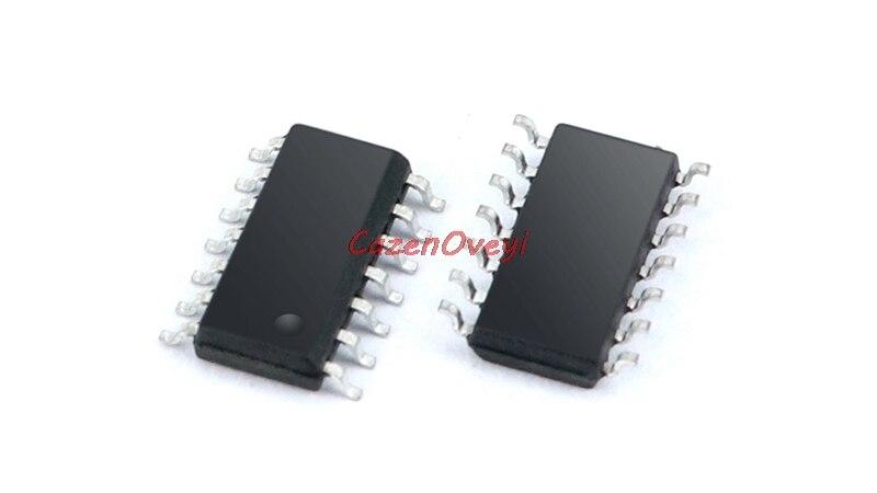20 шт. /лот MC74HC14ADR2G 74HC14A 74HC14 SOP SN74HC14DR SN74HC14 HC14A лапками углублением SOP-14 в наличии на складе