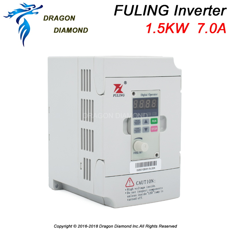 FULING VFD 1.5KW Nuevo inversor CNC Control de velocidad del motor - Piezas para maquinas de carpinteria - foto 1