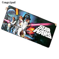 664aee1c044 Congsipad Shop 900 X400mm Star War DIY Custom L XL Super Grande Large Mouse  Pad Game