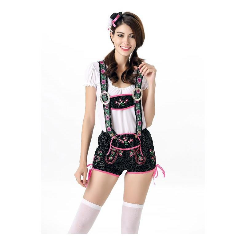 Buy Online 2016 New Design Fashion Beer Girl Costume Carnival Jumpsuits Womens Halloween Costume Women Girl Cosplay Romper Playsuit A415845 72 Special Use Toys Heaven 56